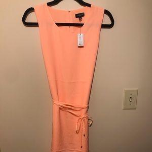 The Limited Tie Waist Midi Dress